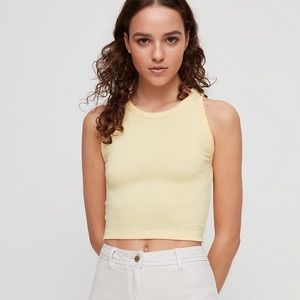 Wilfred Free Winberg Crop Top Size S/M